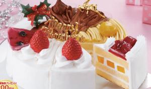 ショートケーキ詰め合わせ